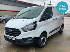 2019 Ford Transit Custom 2.0 TDCi 105ps Short Wheelbase L1H1 Low Roof Van PANEL