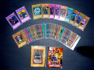 Yu-Gi-Oh Cards ... In excellent condition .. As shown Cambridge Kitchener Area image 1