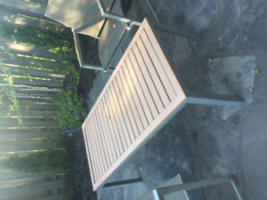 14 piece Gluckstein Home Patio Set