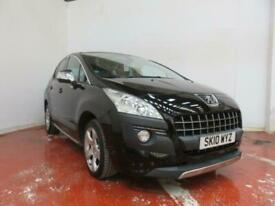 image for 2010 Peugeot 3008 1.6 HDI EXCLUSIVE Semi Auto Hatchback Diesel Automatic