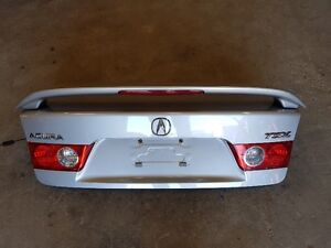 2004 2005 2006 2007 2009 ACURA TSX TRUNK LID HATCH SPOILER Kitchener / Waterloo Kitchener Area image 1