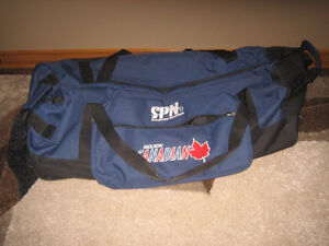 Molson Canadian Baseball Bag