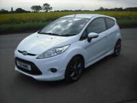 FORD FIESTA 1.6 TDCI ZETEC S *IMMACULATE* GOOD SERVICE HISTORY NEW CAM BELT KIT