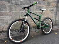 Lapierre Spicy 216 large mountain bike