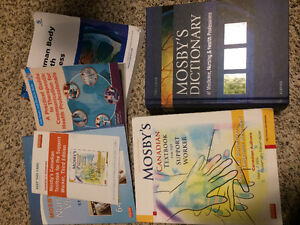 Fanshawe PSW Textbooks