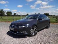 2011/61 Volkswagen Passat 2.0TDI ( 140ps ) BlueMotion Tech SE