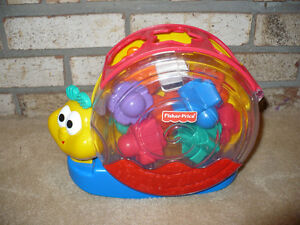 Fisher Price Shape Sorting Snail