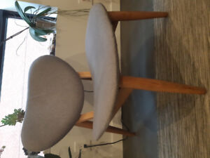 Two Structube Chairs