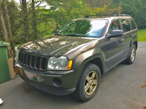 2006 Jeep Grand Cherokee (for parts)