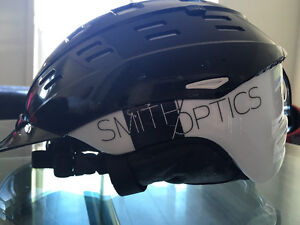 Casque de ski SMITH OPTICS - variant brim, valeur de 250$