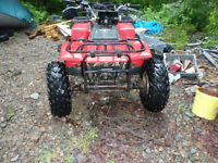 For Sale 1986 Honda Fourtrax 2x4