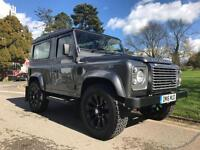 2016 Land Rover Defender DEFENDER 90 XS TD 3 door Four Wheel Drive