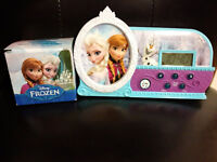 Frozen alarm and Projection Watch