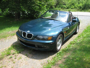 1998 BMW 3-Series leather Convertible new MVI