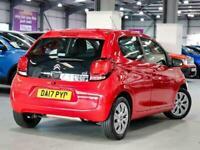 2017 Citroen C1 1.2 PureTech Feel 5dr Hatchback Petrol Manual