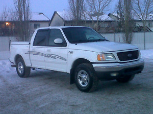 2002 Ford F150 supercrew 4x4