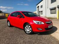 2010 VAUXHALL ASTRA EXCLUSIVE 1.4 PETROL - LOW MIL. 61K- FSH - 6 MONTHS WARRANTY