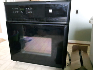 Electric Wall oven and cooktop
