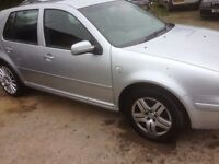 VW GOLF PD130 2003 1.9 GT TDI