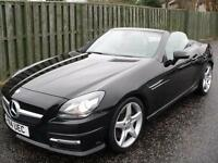 Mercedes-Benz SLK250 AMG 2.1CDI ( 204bhp ) BlueEFFICIENCY ( s/s ) 7G-Troni AMG