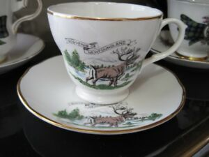 English Bone China teacups $10 each