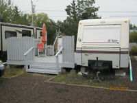 93 TERRY TRAVEL TRAILER $8200.00