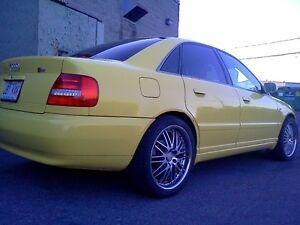2000 Audi S4 chippé 350hp