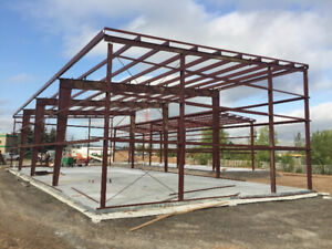 STEEL  & WOOD BUILDING FOUNDATIONS