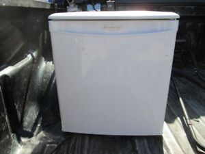 Cube fridge, great for camping..
