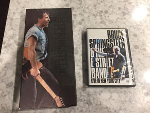 Bruce Springsteen Boxed Sets