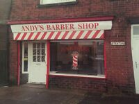 Barber Shop Business for Sale