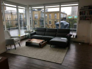 Stunning Luxury 1 bedroom with large patio.