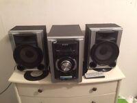 Sony stereo hifi