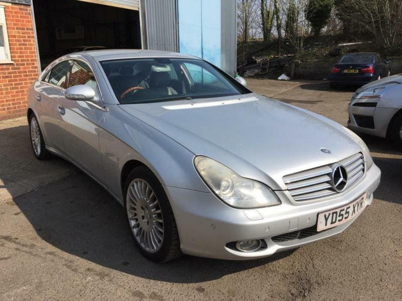 2005 mercedes benz cls 3 0 cls320 cdi 7g tronic 4dr in slough berkshire gumtree. Black Bedroom Furniture Sets. Home Design Ideas