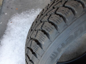 Winter Tires size: 195/60R15 88T
