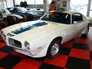 1972 Pontiac Trans AM 455 4-SPEED