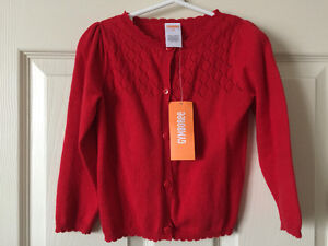 NWT - Gymboree Cardigan (2T). **sold ppu**