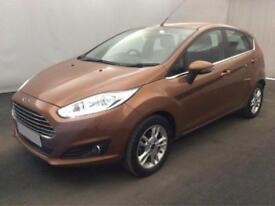 Ford Fiesta 1.0, 1.2, 1.4, EcoB Zetec Titanium COPPER, 5dr FROM £33 PER WEEK!