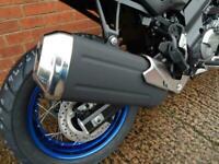 SUZUKI DL650XAL9 V STROM MOTORCYCLE