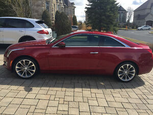 2015 Cadillac ATS4 Coupe performance package Coupe (2 door)