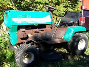 """Riding Lawn Tractor-Mower (Roper) with 36"""" Deck"""