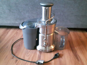 Breville Juice Fountain Duo Juicer, 1200W - $120 price reduced!