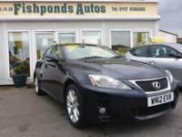 2012 Lexus IS 200 2.2 TD Advance 4dr