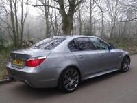2005 05 BMW 535 3.0TD (272 bhp) auto d M Sport..HIGH SPEC!!..STUNNING!!