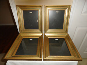 Picture Frames With Glass - Very Nice