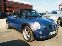 MINI One 1.6I 16V ONE CONVERTIBLE