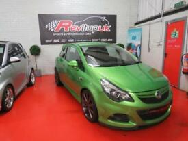 2011/61 VAUXHALL CORSA VXR NURBURGRING EDITION - SAT NAV - AFLS - FULL LEATHER