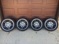 BMW M5 e39 alloy wheels