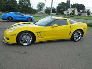 2010 Chevrolet Corvette Z16 Grand Sport w/3LT TRADE WELCOME