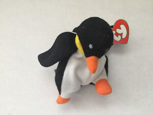 Ty Beanie Baby mini Waddle the Penguin